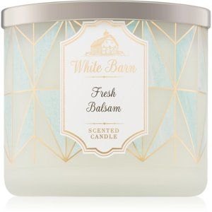Bath & Body Works Camp Winter Fresh Balsam vonná svíčka g