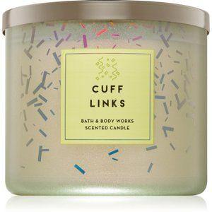 Bath & Body Works Cuff Links vonná svíčka
