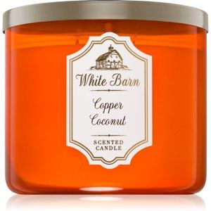Bath & Body Works Copper Coconut vonná svíčka 411 g