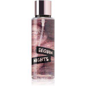 Victoria's Secret Sequin Nights tělový sprej pro ženy 250 ml