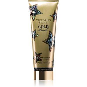 Victoria's Secret Winter Dazzle Gold Struck tělové mléko pro ženy 236 ml