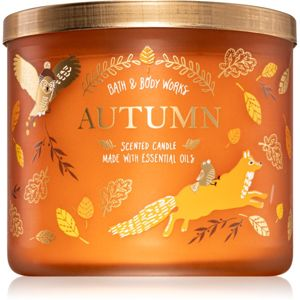 Bath & Body Works Autumn vonná svíčka