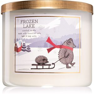 Bath & Body Works Frozen Lake vonná svíčka 411 g