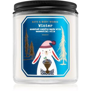 Bath & Body Works Winter vonná svíčka II. 198 g
