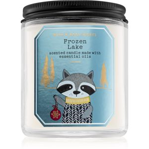 Bath & Body Works Frozen Lake vonná svíčka I. 198 g