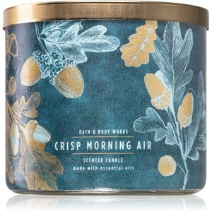 Bath & Body Works Crisp Morning Air vonná svíčka II. 411 g