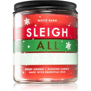 Bath & Body Works Sleigh All Day! vonná svíčka I. 198 g