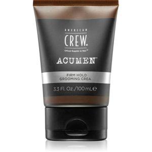 American Crew Acumen stylingový krém s extra silnou fixací pro muže 100 ml