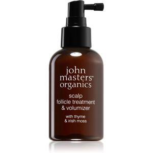 John Masters Organics Scalp sprej pro zdravý růst vlasů od kořínků 125 ml