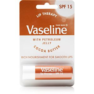 Vaseline Lip Therapy balzám na rty SPF 15 Cocoa Butter 4 g