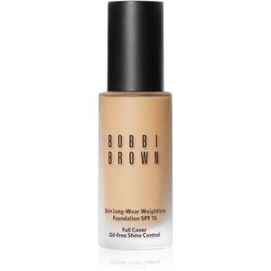 Bobbi Brown Skin Long-Wear Weightless Foundation dlouhotrvající make-up SPF 15 odstín Warm Ivory (W-026) 30 ml