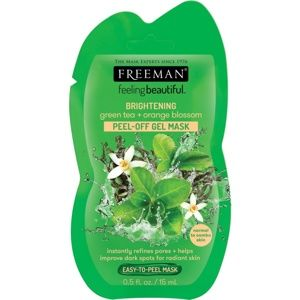 Freeman Feeling Beautiful slupovací gelová maska pro normální až smíšenou pleť 15 ml