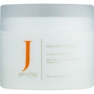 Jericho Hair Care vlasová bahenní maska pro mastnou a podrážděnou poko