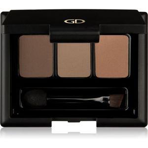 GA-DE Basics paleta pro líčení obočí 3,4 g