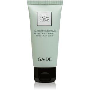 GA-DE Pro+Clear noční maska pro mastnou pleť 50 ml