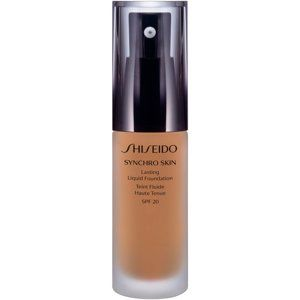 Shiseido Makeup Synchro Skin Lasting Liquid Foundation dlouhotrvající make-up SPF 20
