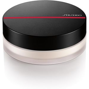 Shiseido Synchro Skin Invisible Silk Loose Powder sypký transparentní pudr