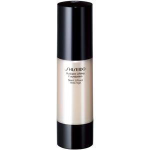 Shiseido Makeup Radiant Lifting Foundation rozjasňující liftingový make-up SPF 15 odstín O80 Deep Ochre 30 ml