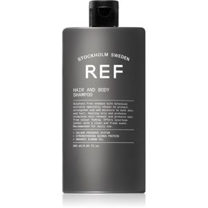 REF Hair & Body šampon a sprchový gel 2 v 1 285 ml