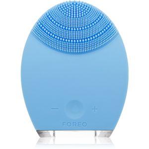 FOREO Luna™ čisticí sonický přístroj s vyhlazujícím efektem smíšená pleť