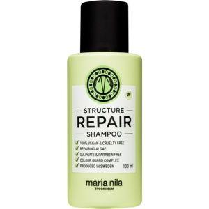 Maria Nila Structure Repair šampon pro suché a poškozené vlasy