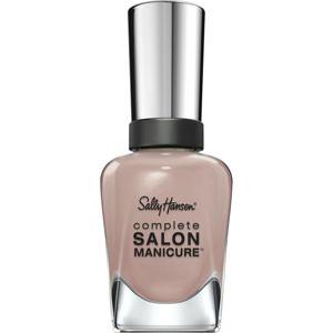 Sally Hansen Complete Salon Manicure posilující lak na nehty odstín 827 Brown Bare 14,7 ml