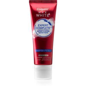 Colgate Max White Expert Complete bělicí zubní pasta příchuť Mild Mint 75 ml