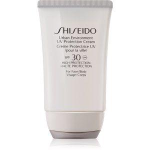 Shiseido Sun Care Urban Environment UV Protection Cream SPF 30 ochrann