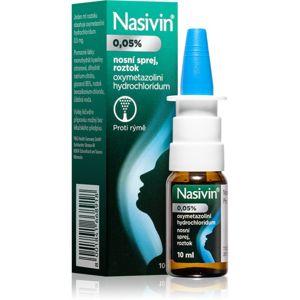 Nasivin Nasivin 0,5 mg/ml 10 ml