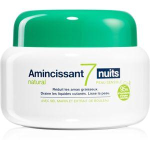 Somatoline Body Care intenzivní noční zeštíhlující péče pro citlivou pokožku 400 ml
