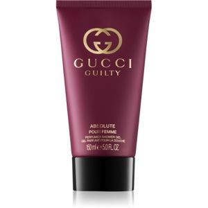 Gucci Guilty Absolute Pour Femme sprchový gel pro ženy 150 ml