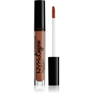 NYX Professional Makeup Lip Lingerie tekutá rtěnka s matným finišem odstín 23 After Hours 4 ml
