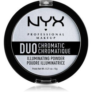 NYX Professional Makeup Duo Chromatic rozjasňovač