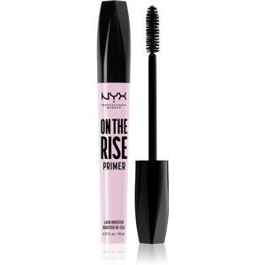 NYX Professional Makeup On The Rise Lash Booster podkladová báze pod řasenku 10 ml