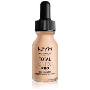 NYX Professional Makeup Total Control Pro make-up odstín 04 - Light Ivory 13 ml