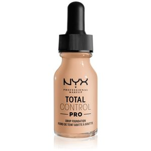 NYX Professional Makeup Total Control Pro make-up odstín 6 - Vanilla 13 ml