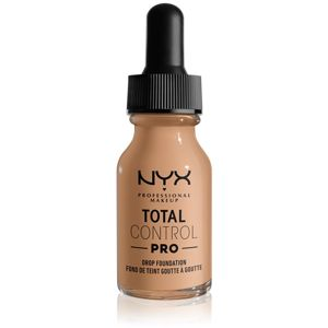 NYX Professional Makeup Total Control Pro make-up odstín 9 - Medium Olive 13 ml