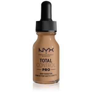 NYX Professional Makeup Total Control Pro make-up odstín 15 - Caramel 13 ml