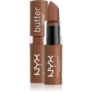 NYX Professional Makeup Butter Lipstick krémová rtěnka odstín 23 Vacation Spot 4,5 g
