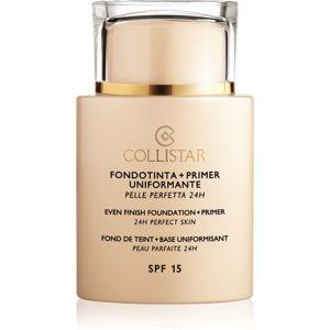 Collistar Foundation Perfect Skin make-up a podkladová báze SPF 15 odstín 2 Cameo 35 ml