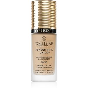 Collistar Unico Foundation omlazující make-up SPF 15 odstín 2N Vanilla 30 ml