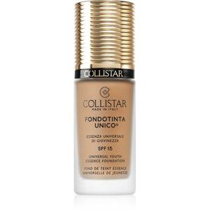 Collistar Unico Foundation omlazující make-up SPF 15 odstín 3G Golden Beige 30 ml