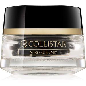 Collistar Nero Sublime® zpevňující oční sérum v kapslích 40 cap