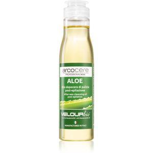 Arcocere After Wax Aloe zklidňující čisticí olej po epilaci 150 ml
