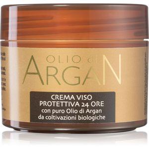 Phytorelax Laboratories Olio Di Argan denní hydratační krém 24h 50 ml