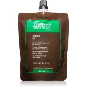Framesi Barber Gen transparentní gel na holení 250 ml