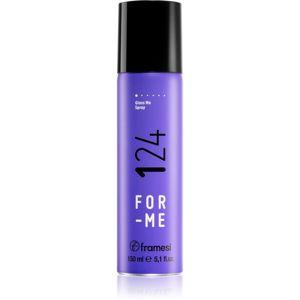 Framesi For-Me Finish sprej na vlasy pro lesk 150 ml