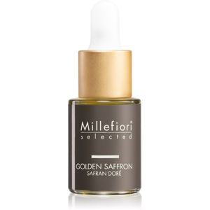 Millefiori Selected Golden Saffron vonný olej 15 ml
