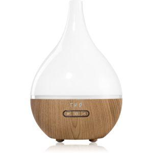 THD Niagara Wood & White ultrazvukový aroma dizufér