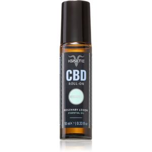 Ignite CBD Rosemary Lemon 1000mg esenciální vonný olej roll-on 10 ml